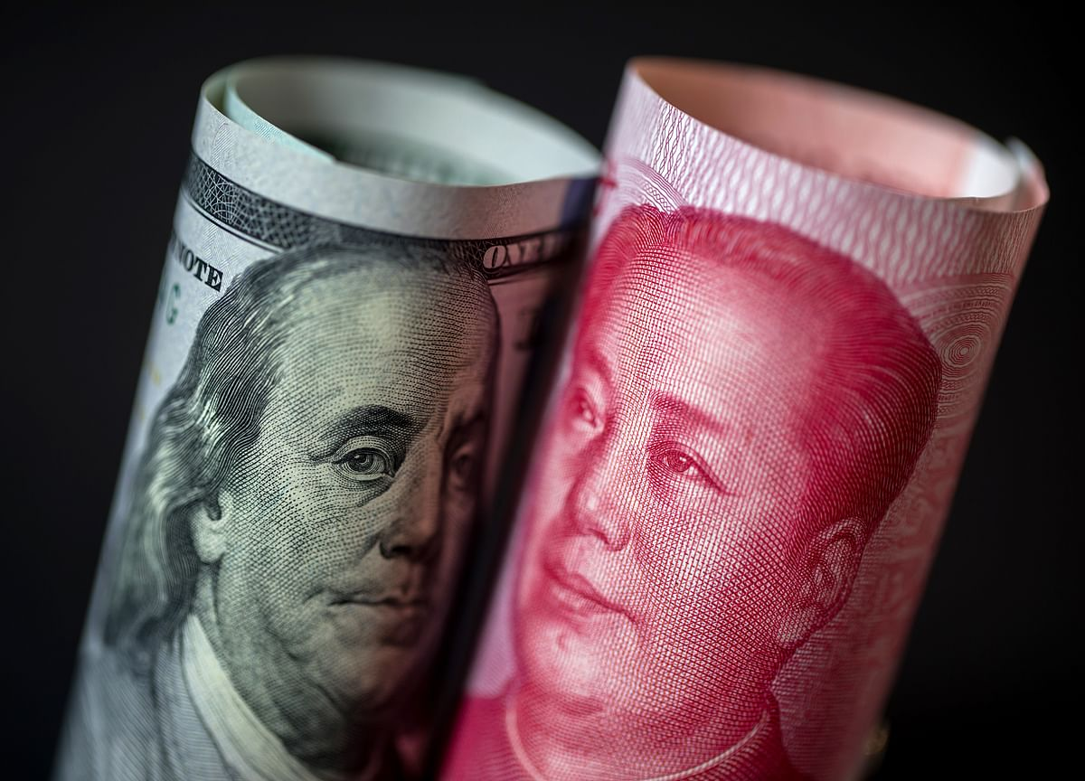 China's Treasuries Holdings Drop as Trade War Heightens Focus