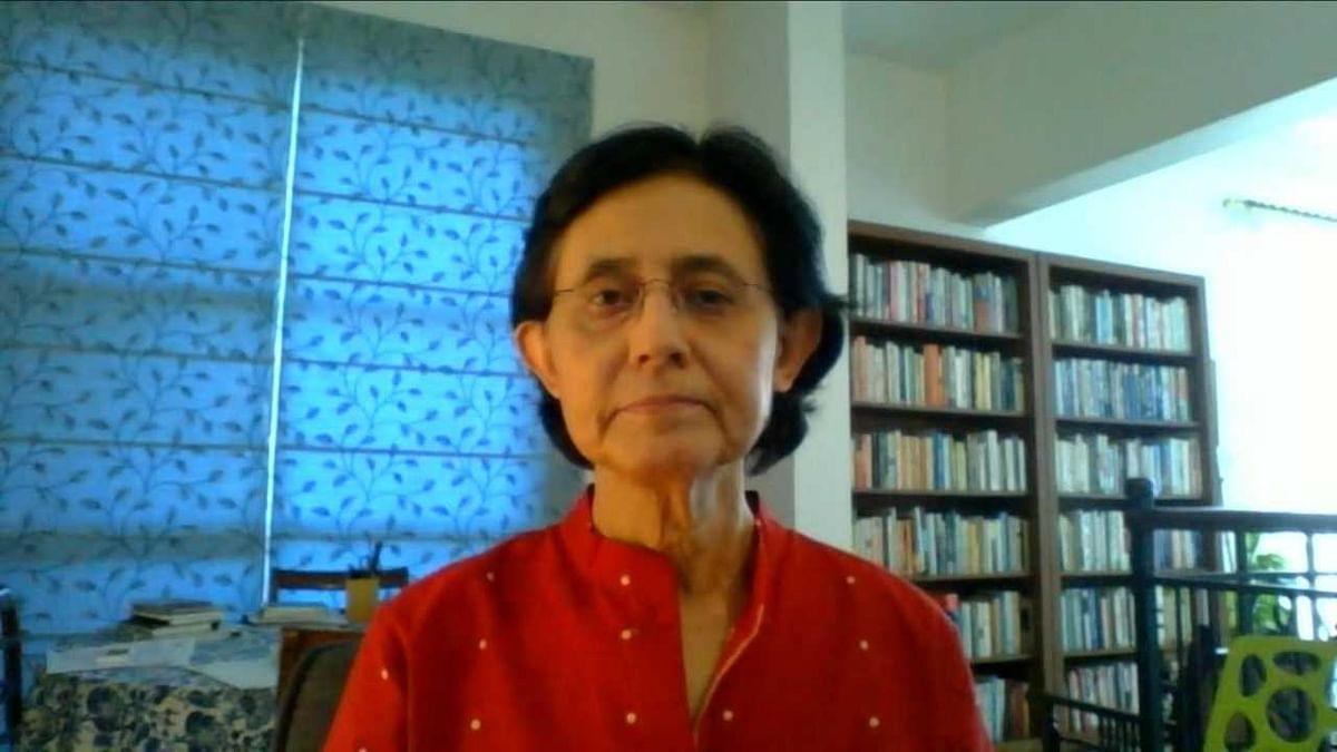 Vinita Bali, Former Managing Director, Britannia. (Image courtesy: BloombergQuint)