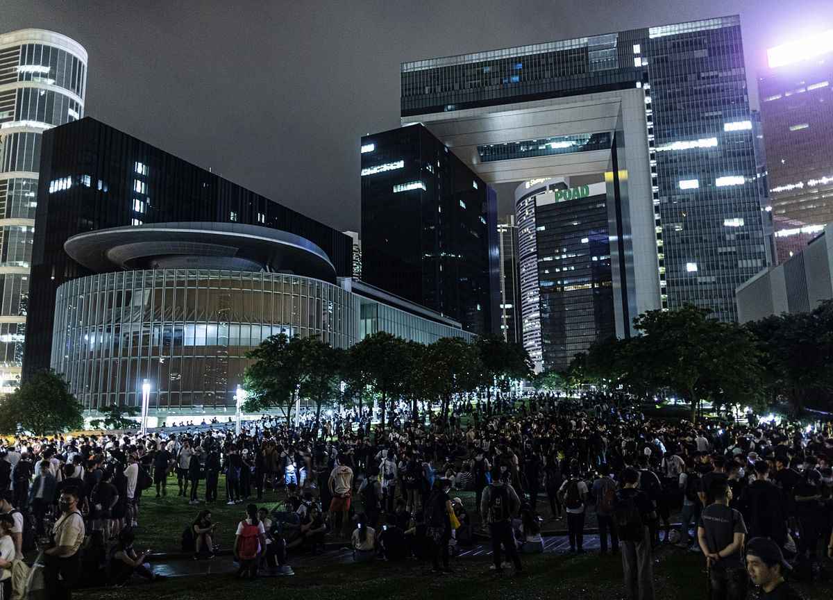 Beijing's Message to Hong Kong: Get in Line or Face Irrelevance