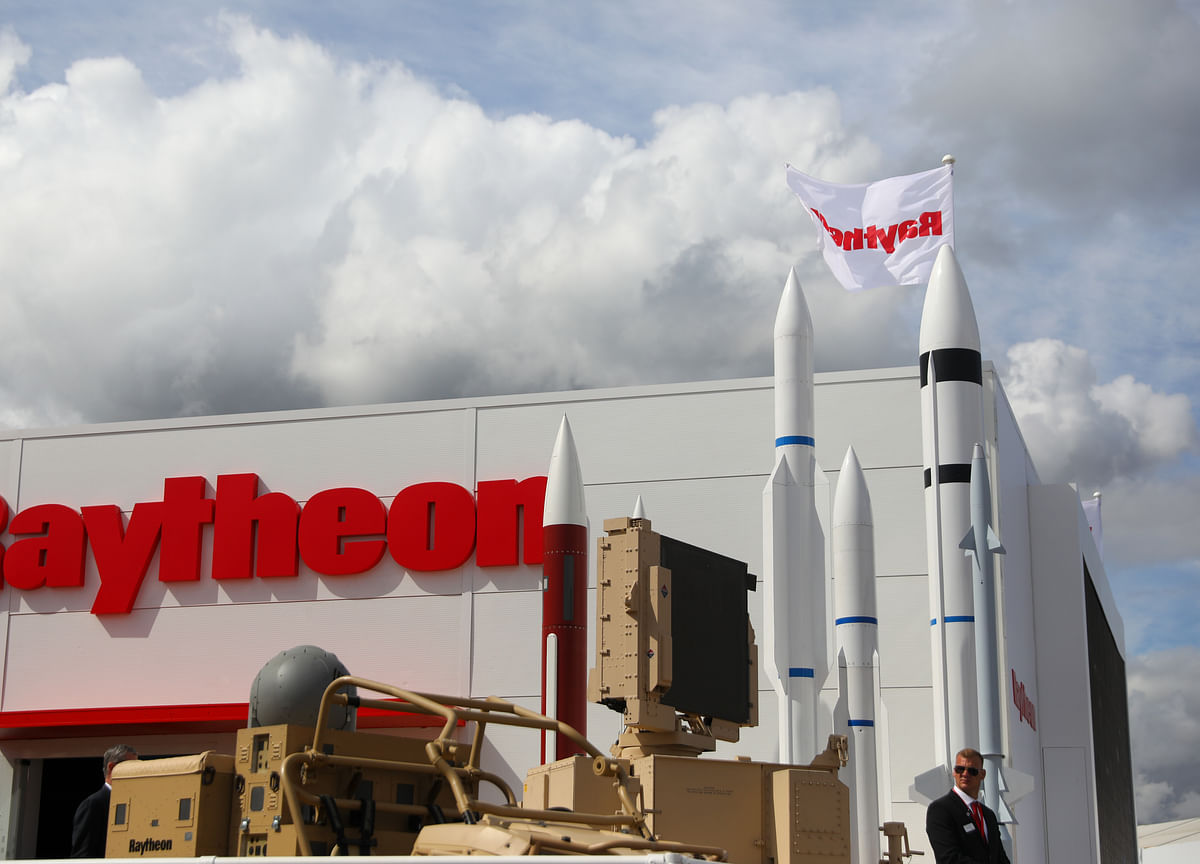 United Technologies, Raytheon to Create Aerospace Giant