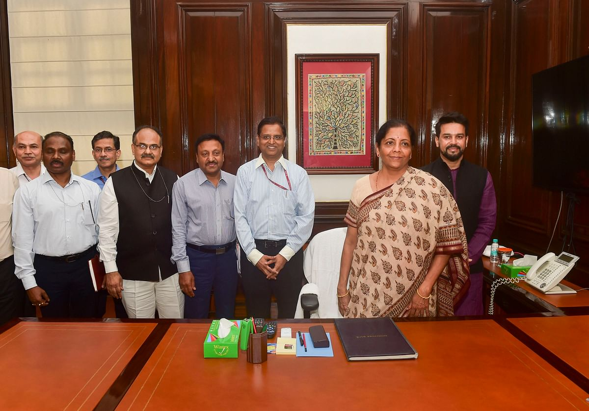 Pre-Budget Consultations Between June 11 And 23; Sitharaman To Meet Economists, Industry Chambers