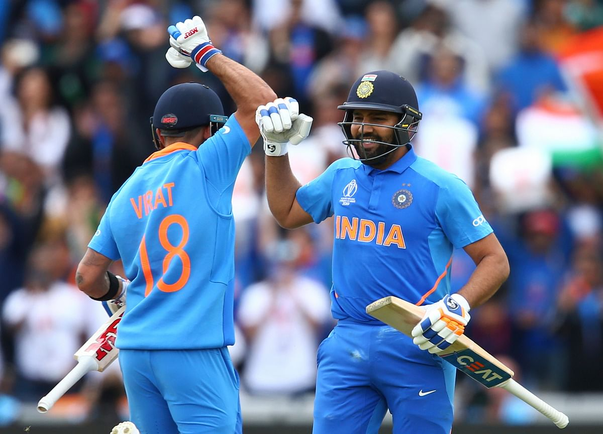 Rohit, Kuldeep Ensure India Maintains Clean Slate Against Pakistan In World Cup