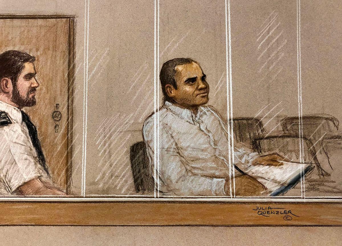 Diamond Tycoon Nirav Modi Loses Fourth Attempt at U.K. Bail