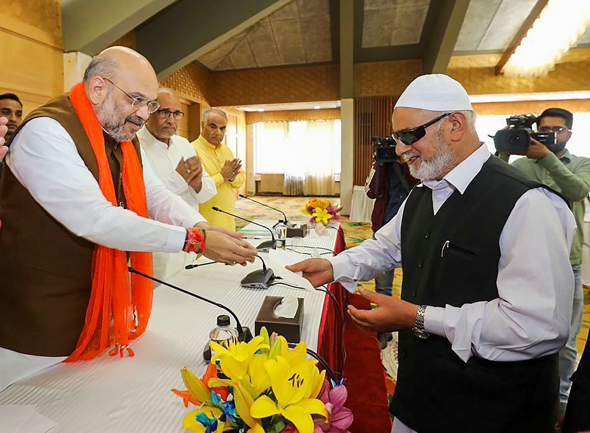 J&K Assembly Elections When Election Commission Gives Nod, Says Amit Shah