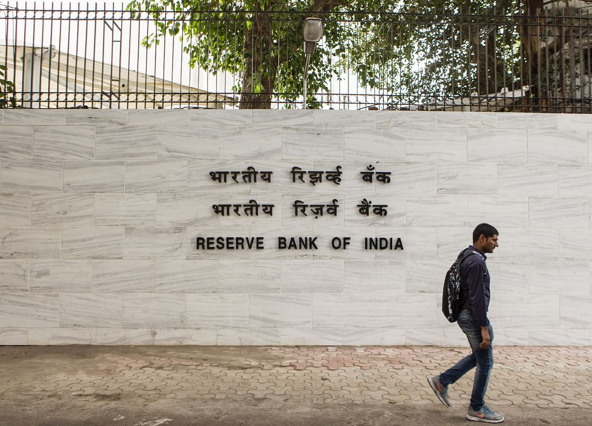 RBI Spells out Concern About Potential Losses From Shadow Banks