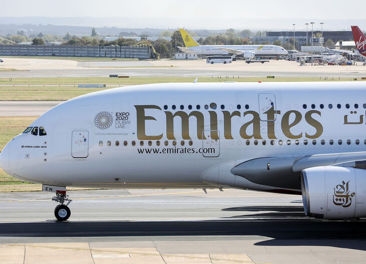 Emirates Eyes More Seats On Dubai-India Route