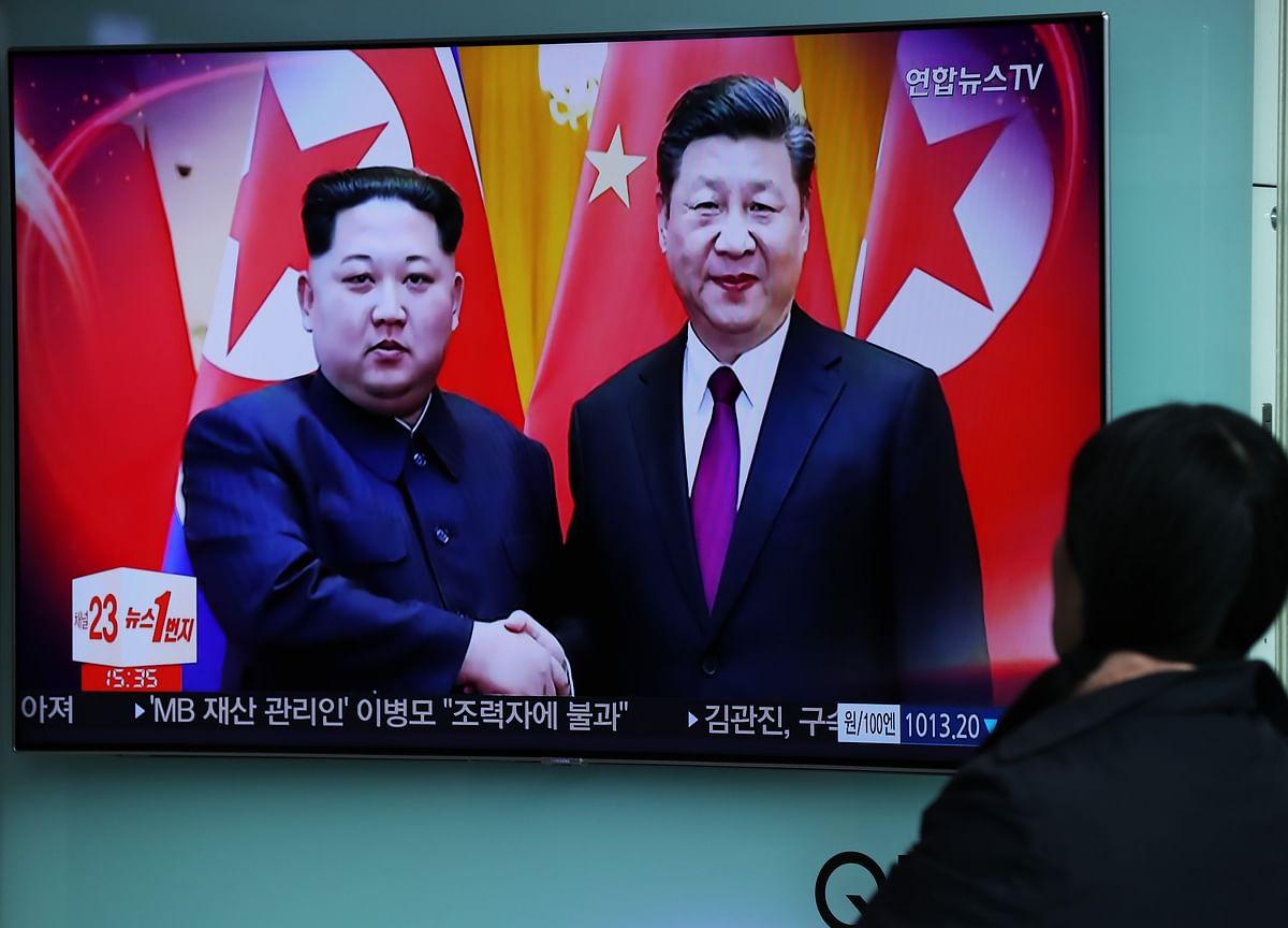 Jilted by Trump, Xi and Kim Seek Upper Hand Before G-20 Summit