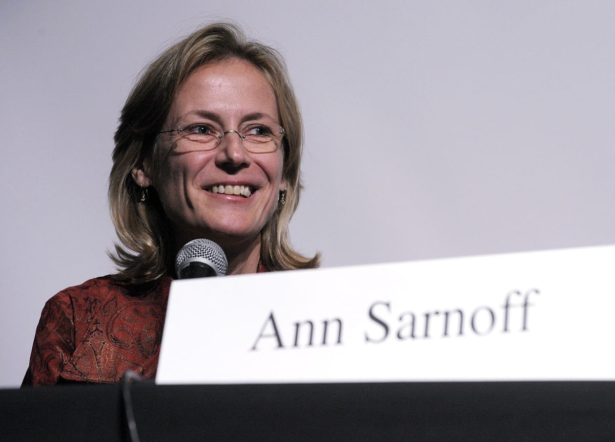 Warner Bros. Gets First Woman CEO With Appointment of Ann Sarnoff