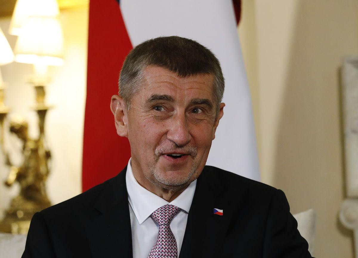 Billionaire Premier Sparks Prague's Biggest Protest Since 1989