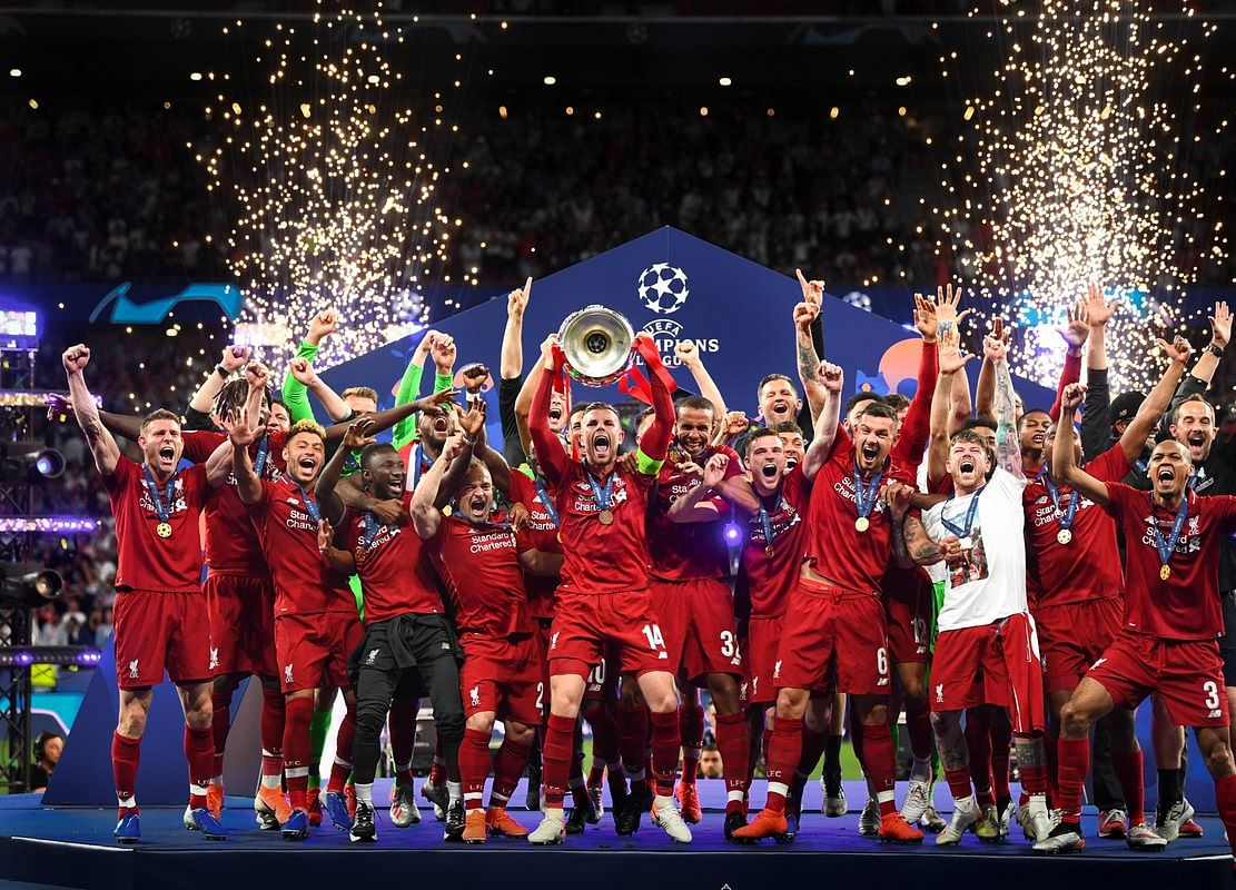 Liverpool TV Income May Top Record 250 Million Pounds After Win