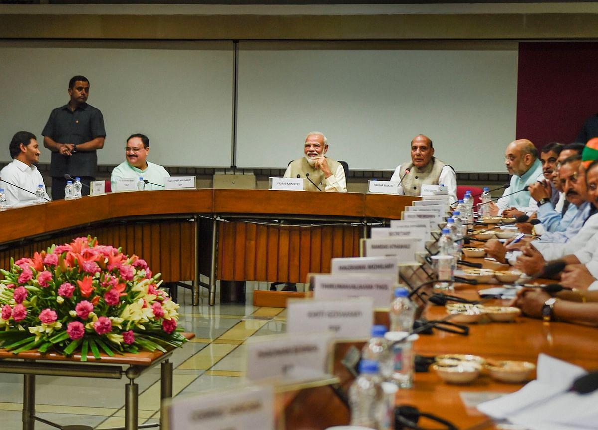 PM Modi To Set Up Panel To Explore Issue Of Simultaneous Polls, Says Rajnath Singh