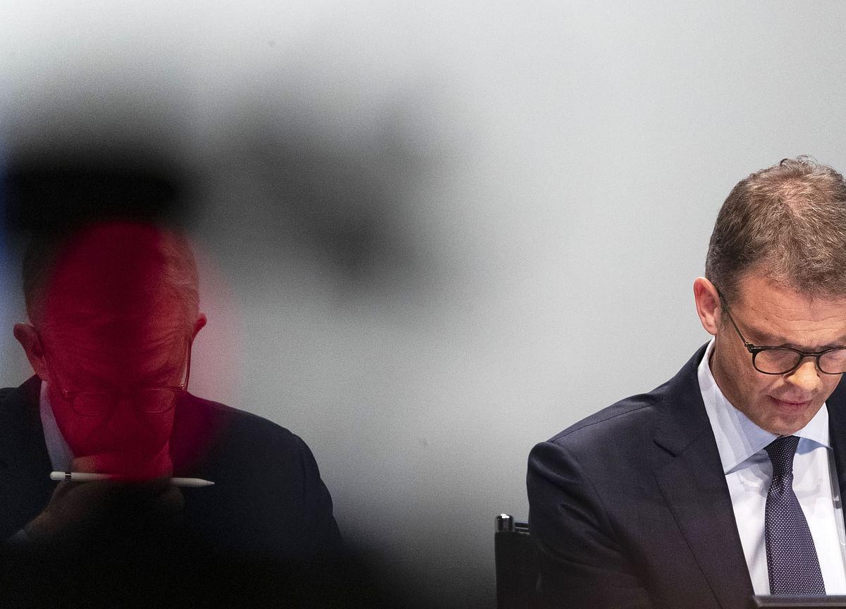 Deutsche Bank Sees Tokyo Equities Managing Directors Depart