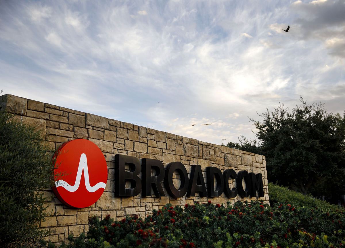 Broadcom Slides as Wall Street's Hopes for a Recovery Grow Dim