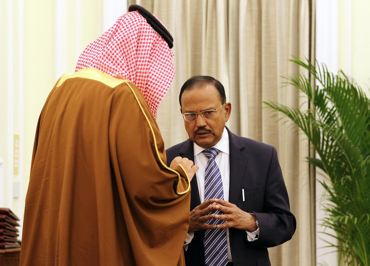 Ajit Doval To Continue As NSA, Elevated To Cabinet Rank