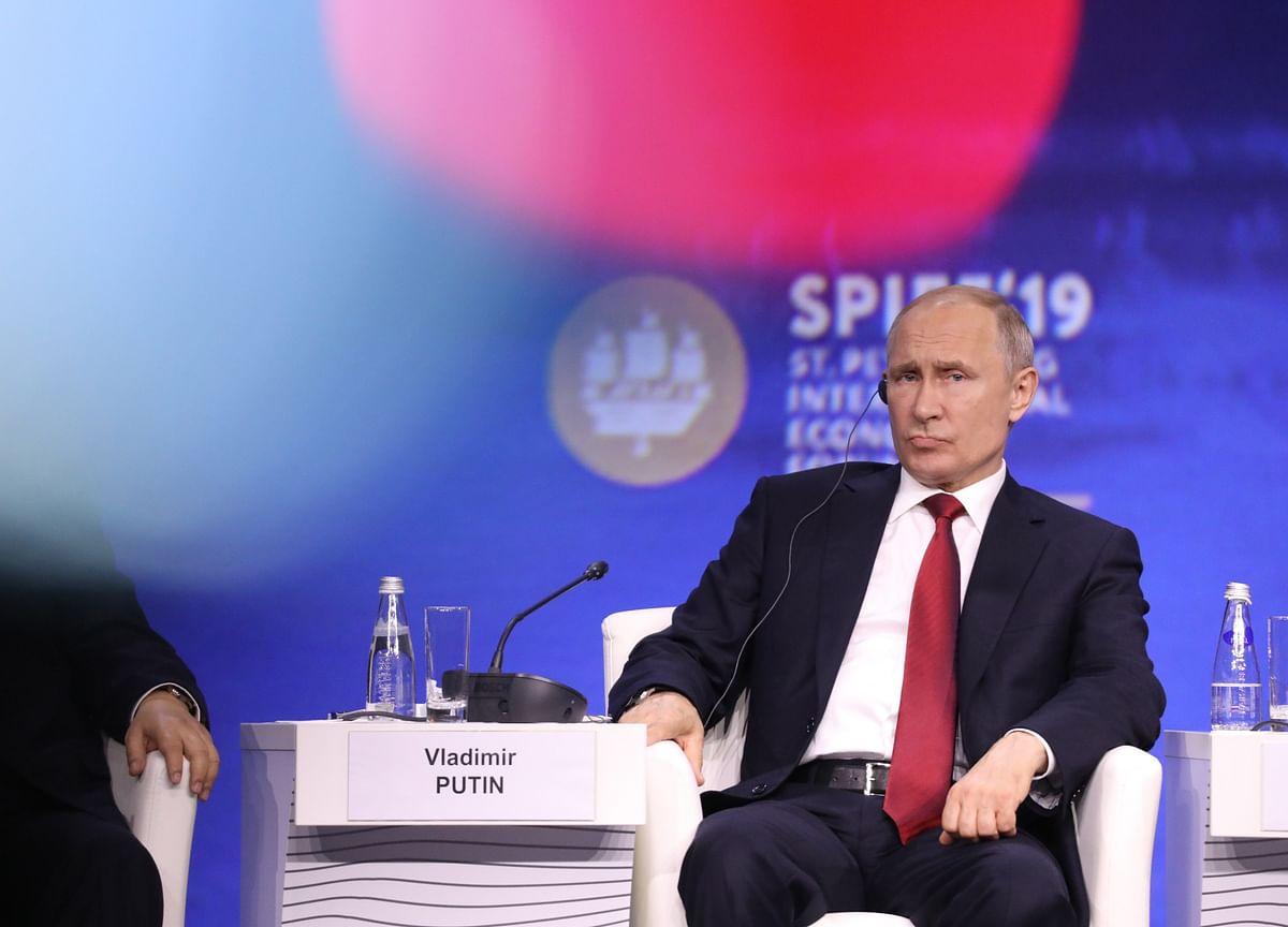 Putin Warns U.S. War With Iran Would Be'Catastrophic'