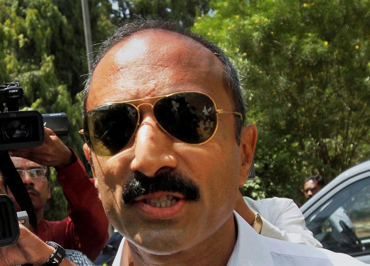 Former IPS Officer Sanjiv Bhatt Gets Life Sentence In Custodial Death Case