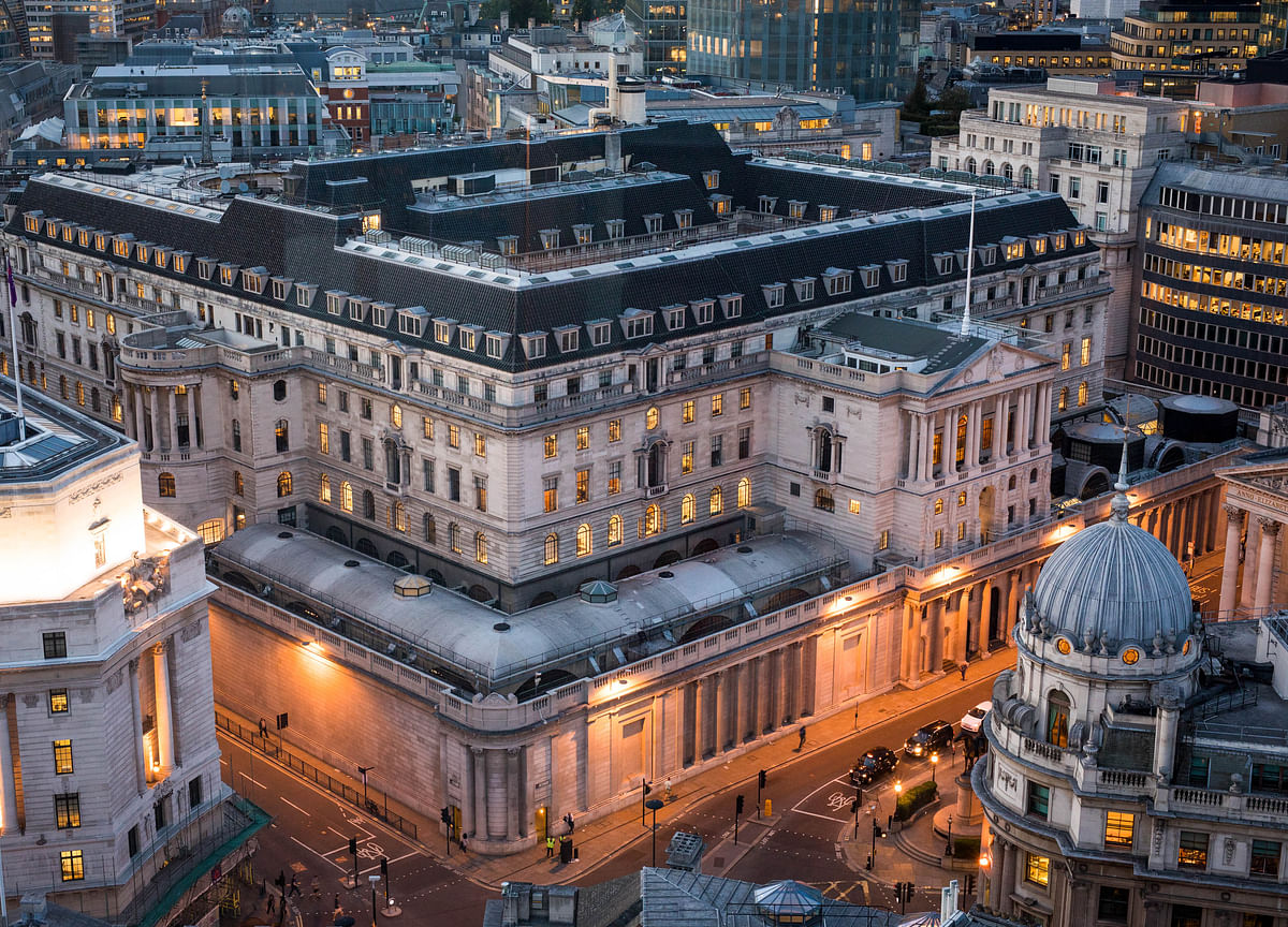 Time Is Running Out for Bank of England Governor Hopefuls