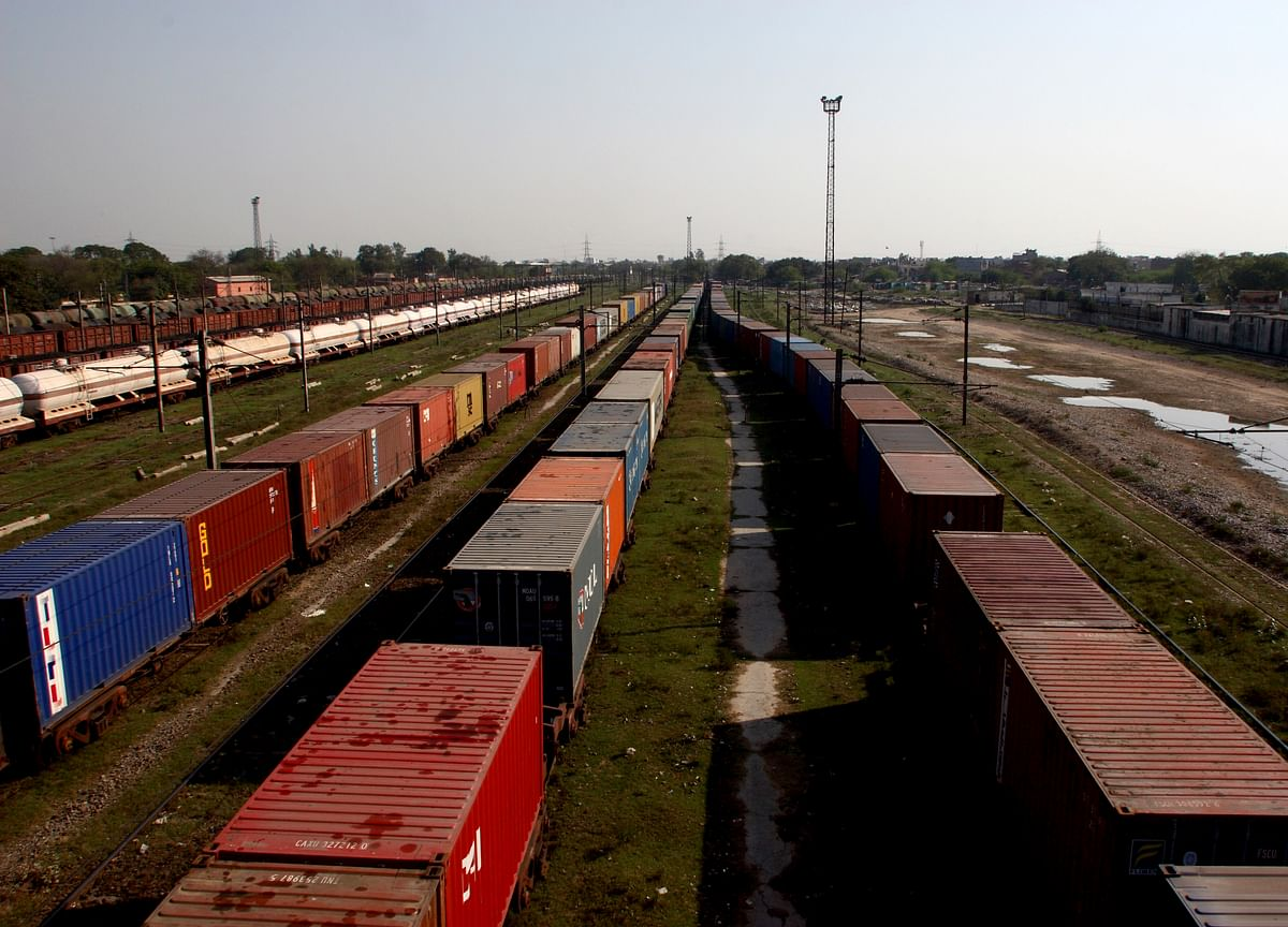 Railways Is Losing Its Battle With Roads