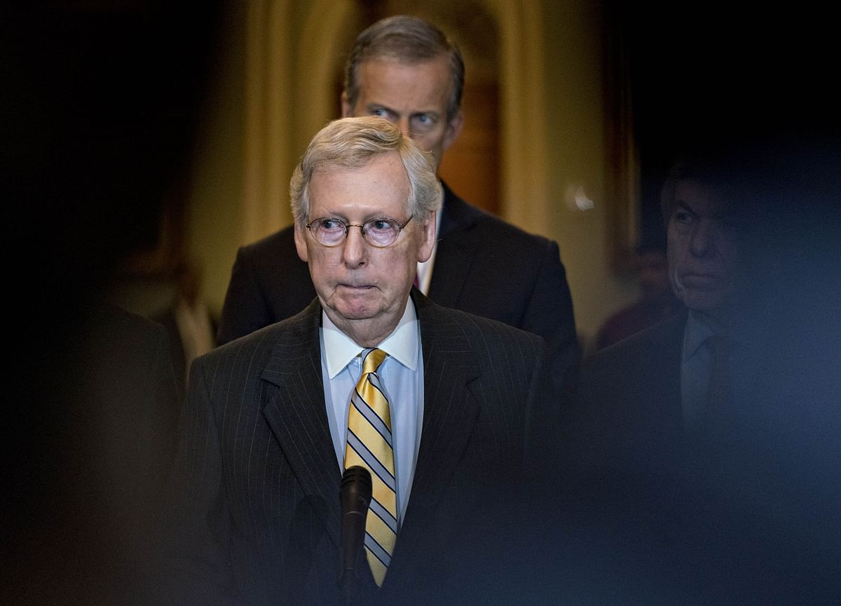Debt Ceiling, Budget Jitters Prompt McConnell to Broker Deal
