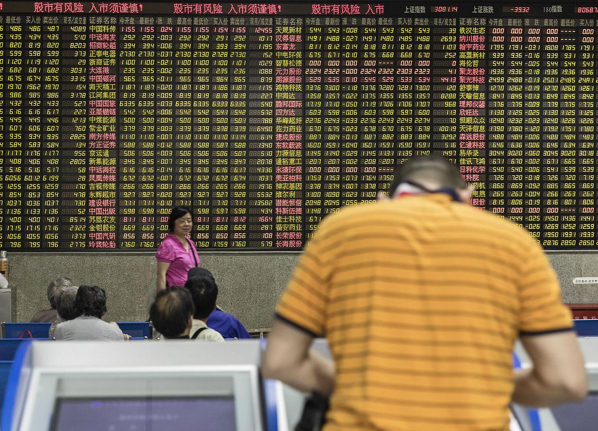 A $17 Trillion Market Runs Out of Bargains