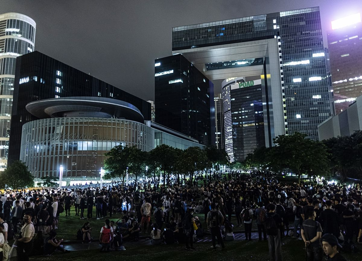 Lam Urges a Return to Order After Protests: Hong Kong Update