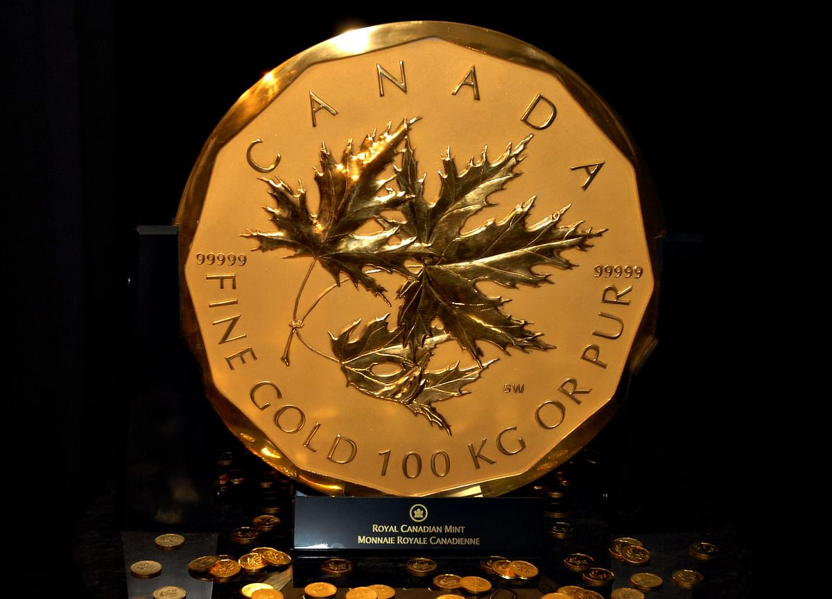 It Took Only 16 Minutes for Thieves to Swipe a Million-Dollar Gold Coin