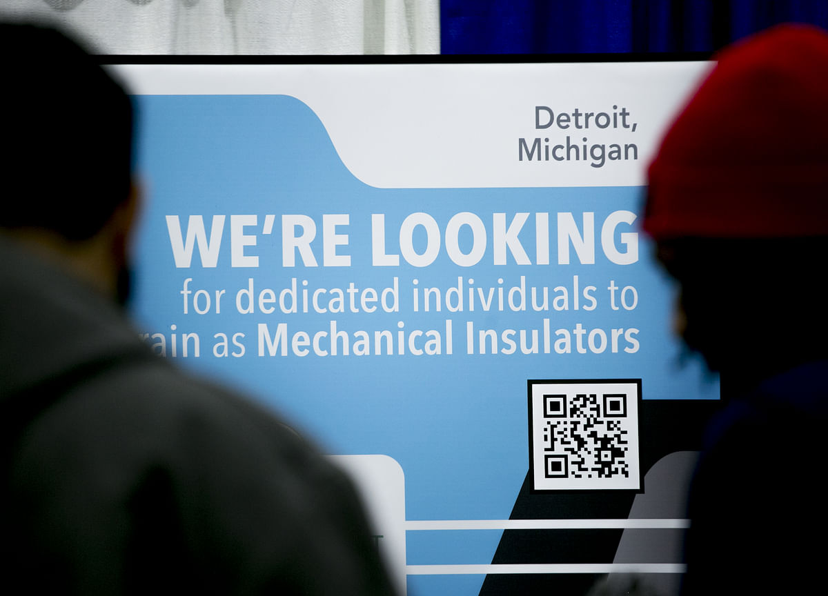 U.S. Jobless Claims Drop in Latest Sign of Strong Labor Market