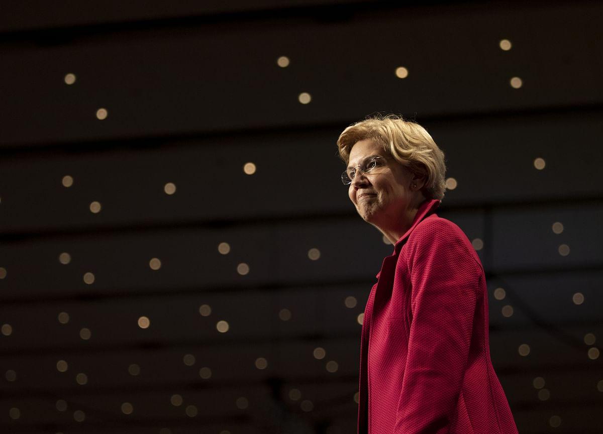 Elizabeth Warren Downplays Rise in Polls: 'It's Way Too Early'