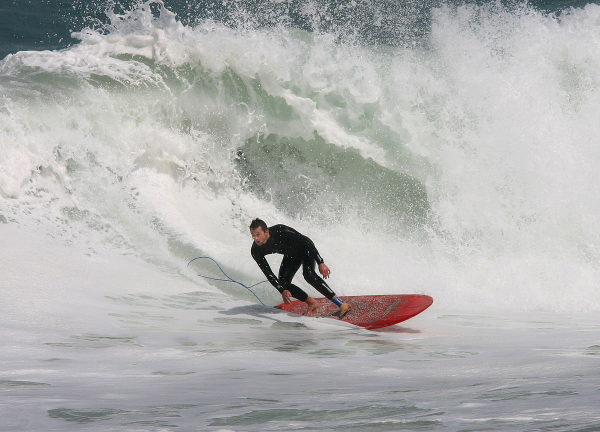 Book Excerpt: Risk Management: Big Wave Surfers Are Just Like Actuaries, Only With Better Tans