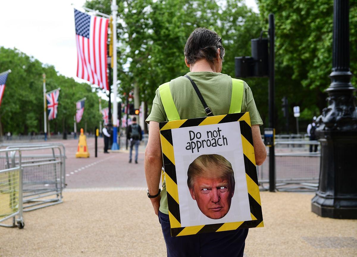 Trump Wades Into U.K. Politics as May Highlights Rifts With U.S.
