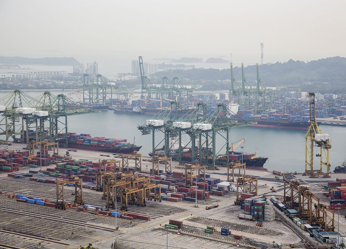 In Southeast Asia, Trade War Is Curbing Imports as Well