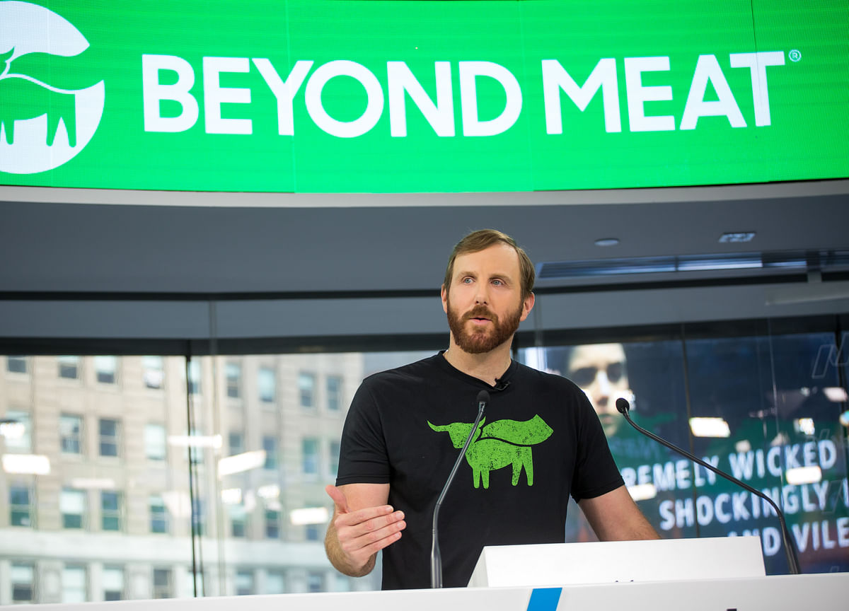Beyond Meat Surges 36% as Forecast Fuels Rally for IPO Darling