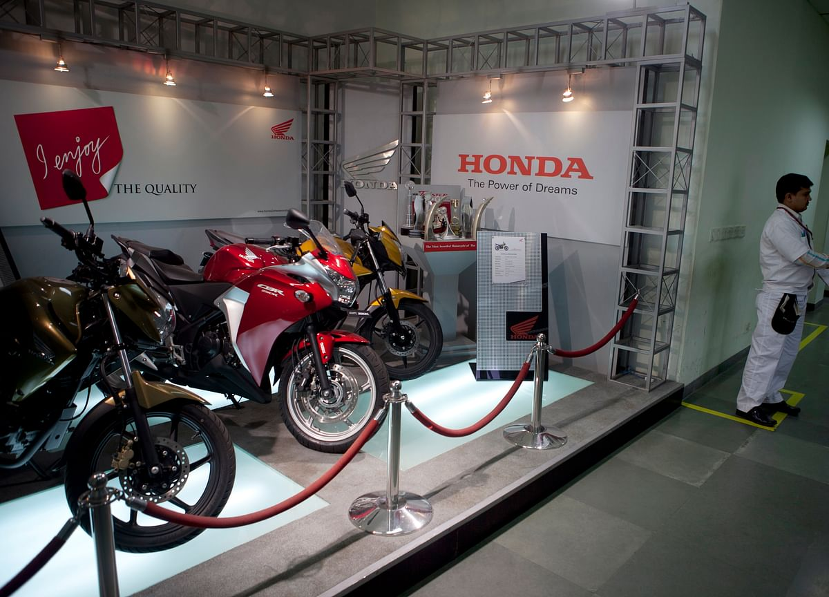 Two-Wheeler Sales At Dealerships Offer Hope Amid Auto Gloom