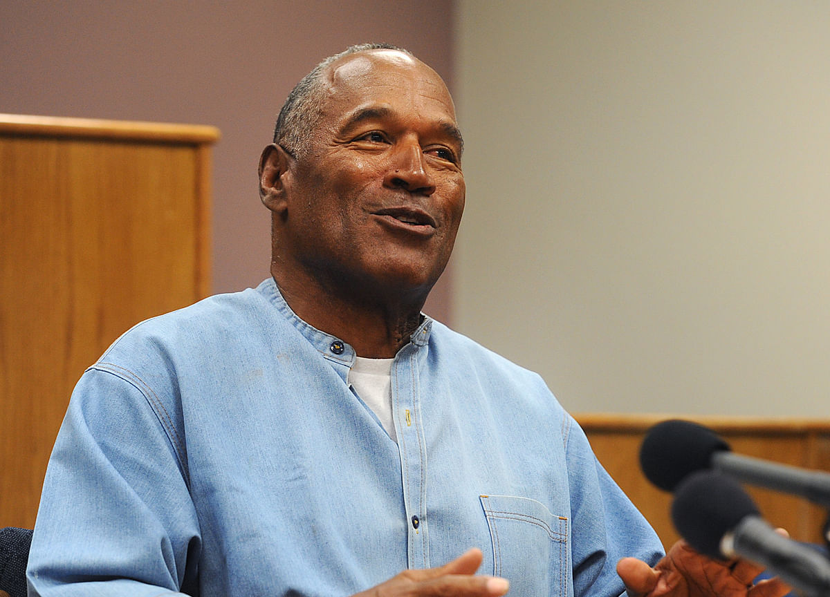 O.J. Simpson Joins Twitter With 'A Little Getting Even to Do'