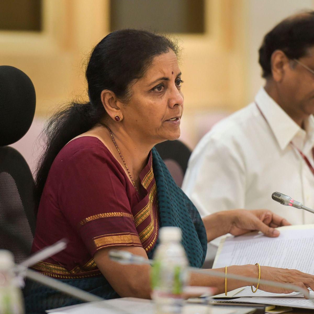 Nirmala Sitharaman Says Corporate Tax For Companies To Be Cut Gradually