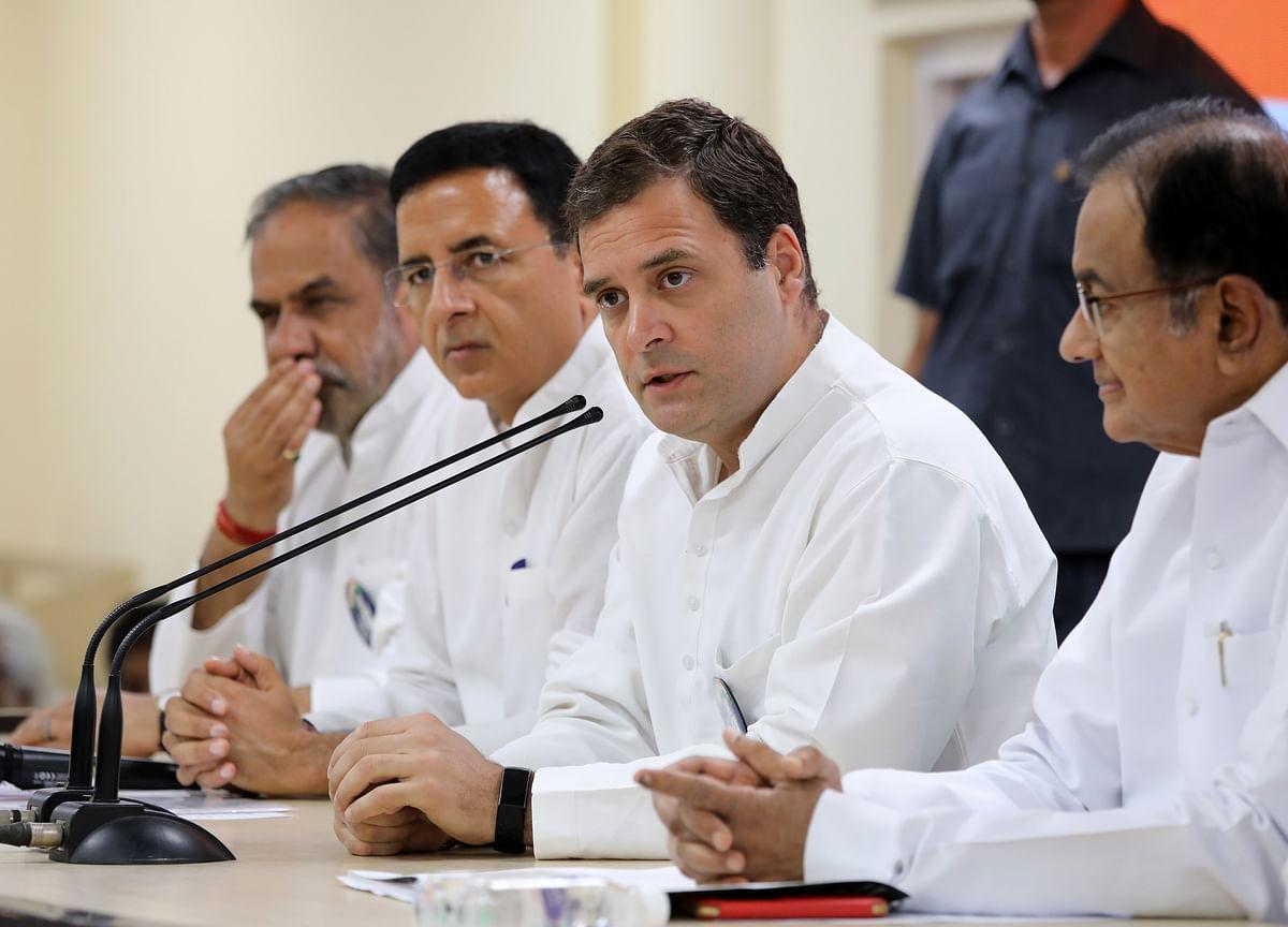 Rahul Gandhi Was, Is And Will Remain Congress President: Randeep Surjewala