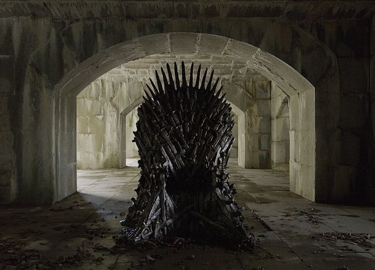Foxconn Game of Thrones Looms as Its King Abdicates