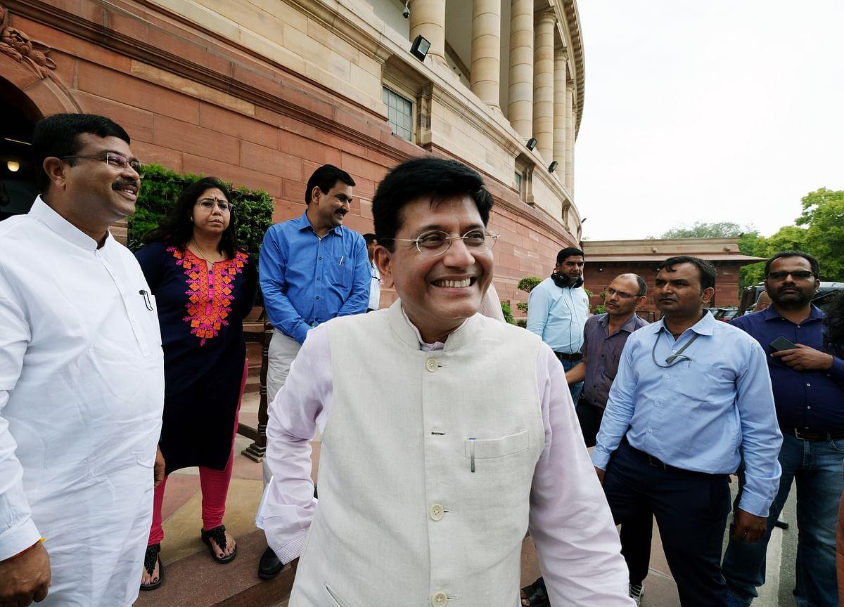 India Won't Allow Trade Talks To Overtake National Interest: Piyush Goyal