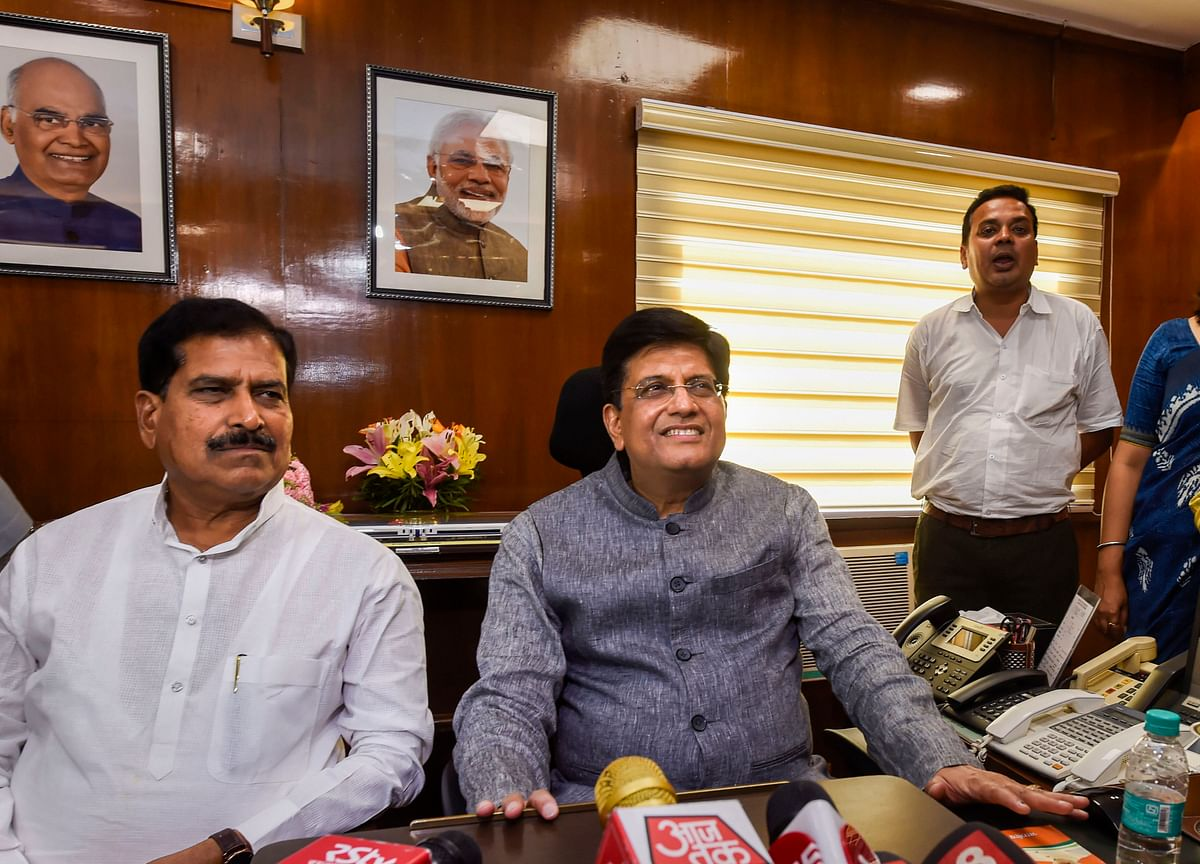 New Commerce Minister Piyush Goyal To Hold Meeting For Boosting Exports