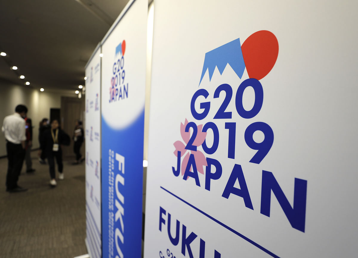 G-20 Reaches Compromise on Trade War Language in Statement Draft