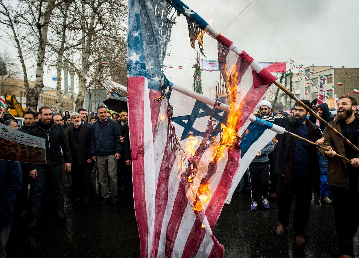 Khamenei Scorns Talks With U.S. After Being Sanctioned by Trump