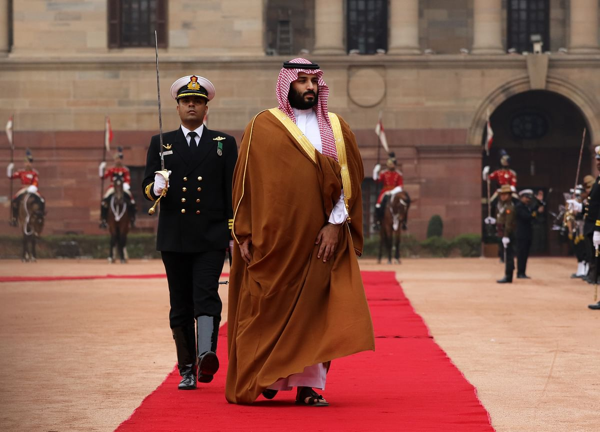 Saudi Crown Prince Says Aramco's Planned IPO Is On Track