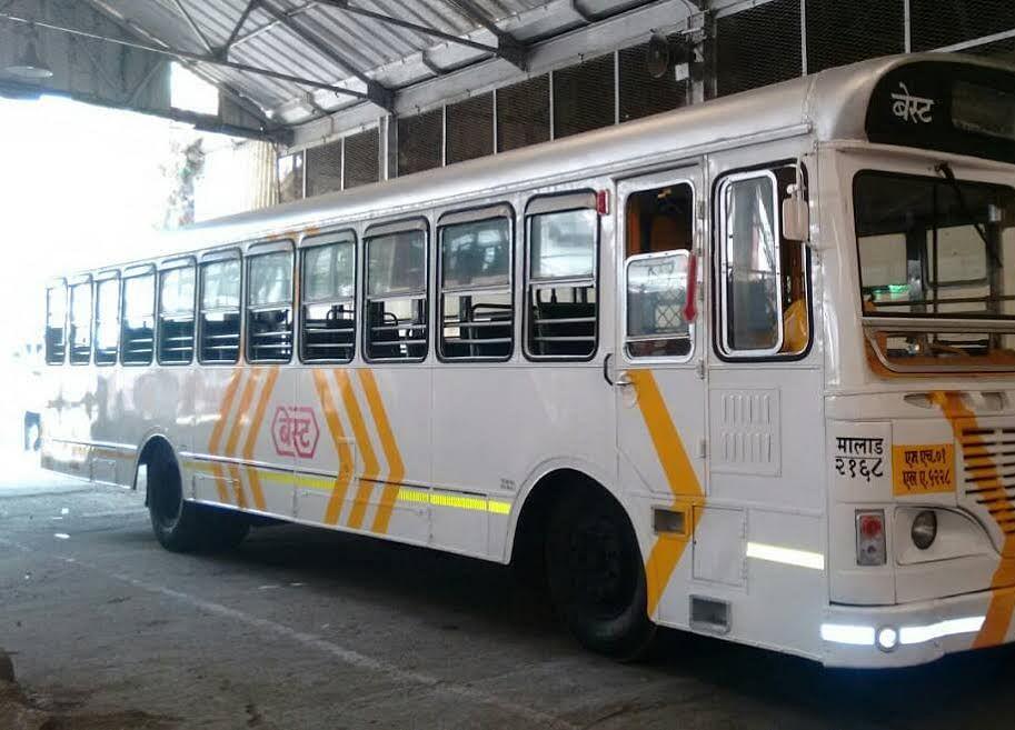 Mumbai's BEST Decides To Cut Bus Fares