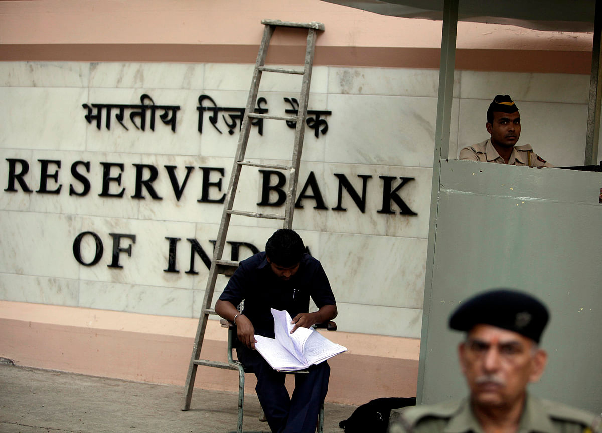 India, the World's Model Central Bank? Just Maybe
