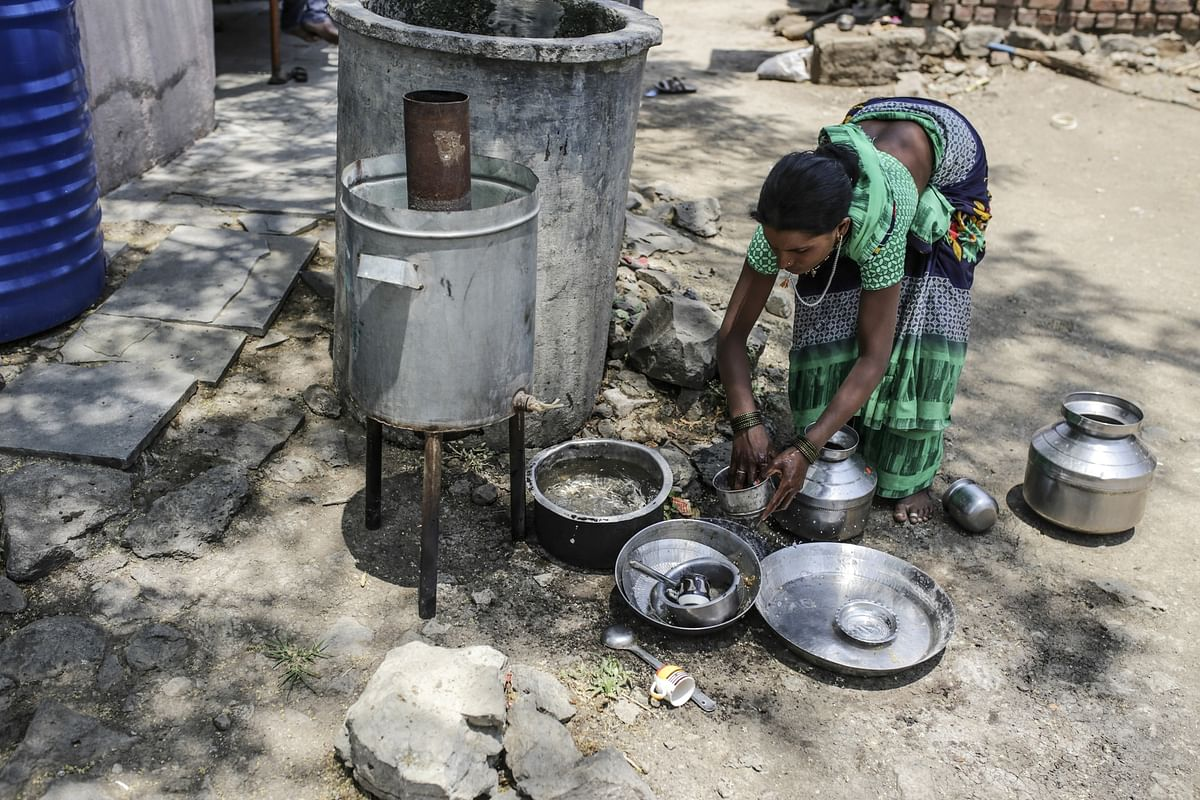 India's Water Crisis Is Man-Made
