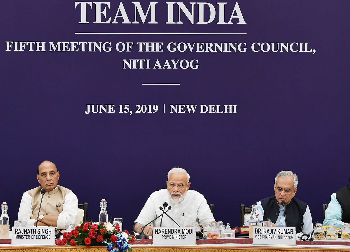 NITI Aayog Governing Council Meet Updates: NITI Aayog Aims To Make India A $5 Trillion Economy As Soon As Possible