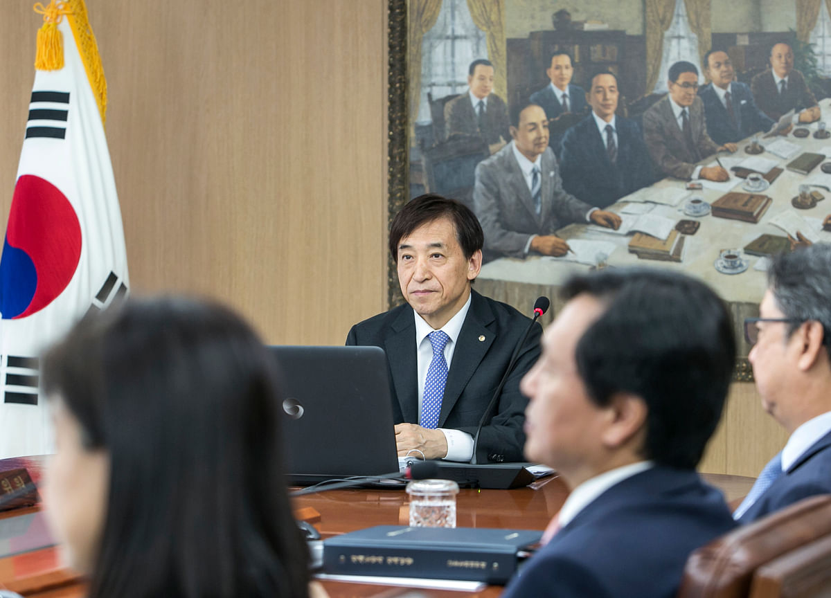 South Korea Economy Shrinks More Than Expected in First Quarter