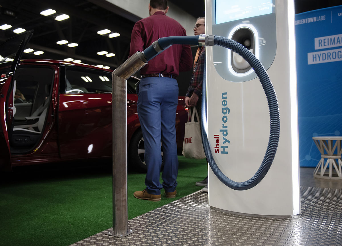 Hydrogen Is the Fuel of the Future. For Real This Time, IEA Says