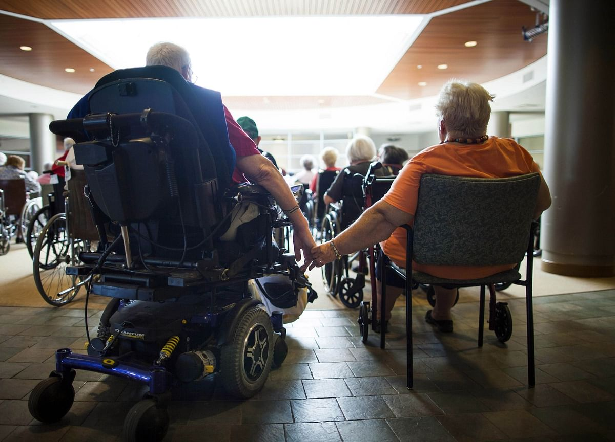 The Future Looks Terrible for U.S. Nursing Home Costs
