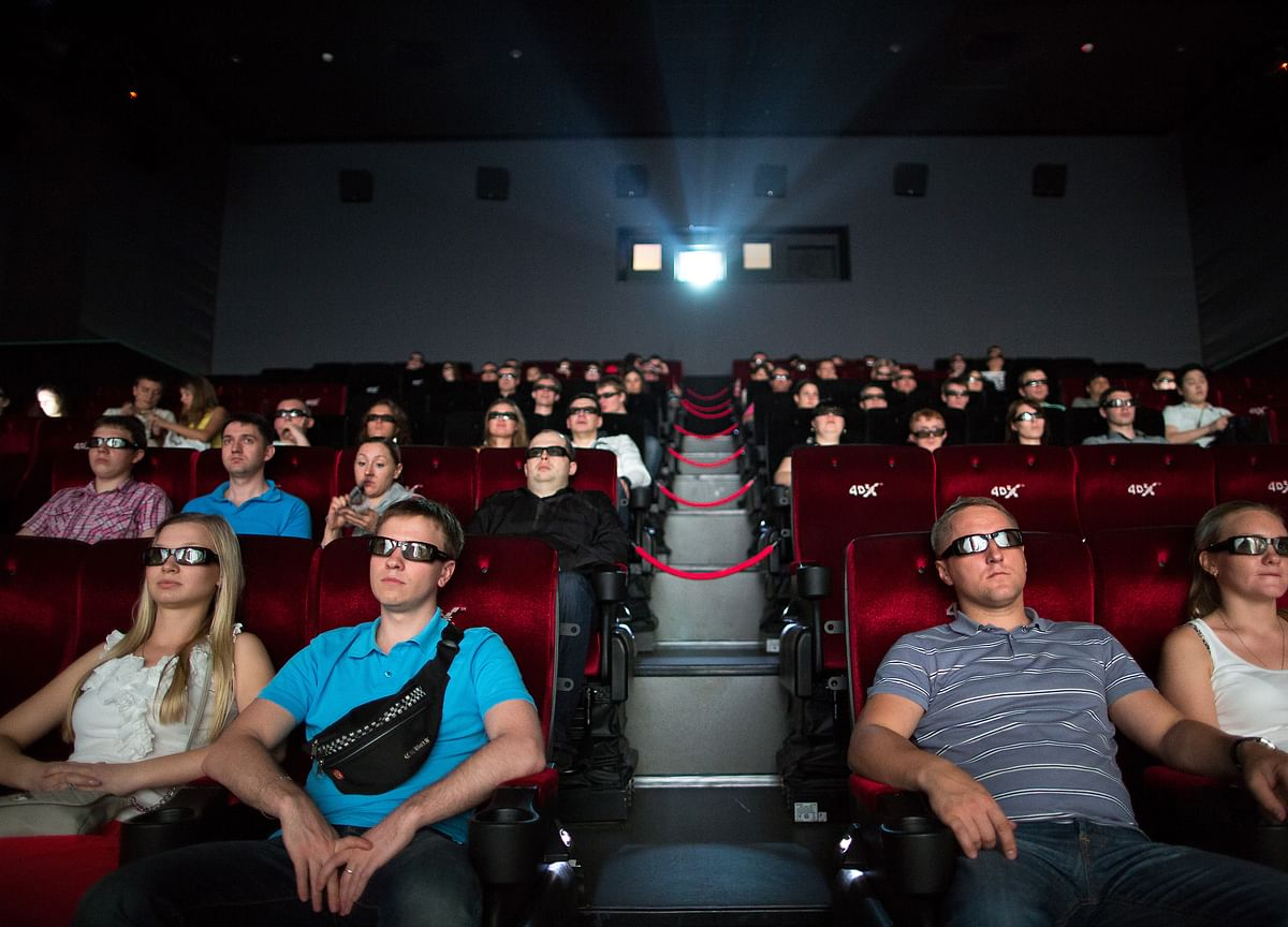 Note to Hollywood: Young Women Go to the Movies More Than Men